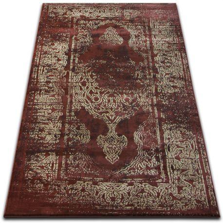 Carpet DROP JASMINE 456 Rust/D.beige