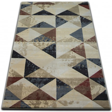 Carpet DROP JASMINE 736 L.beige/Rust