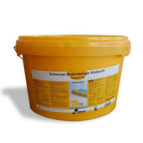 """""""OKAMUL"""" ADHESIVE for PVC floor coverings, ARTIFICIAL GRASS"""