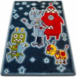 Carpet HAMPTON Lux circle grey