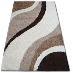 Carpet SHAGGY ZENA 3182 ivory / light beige