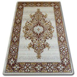Carpet Shaggy SPACE 3D B222 l.brown