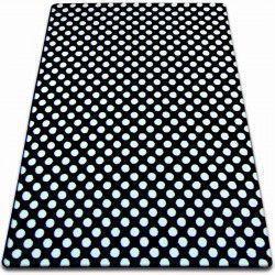 Carpet SKETCH - F764 black/white - dots