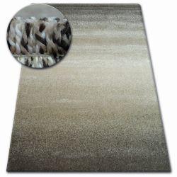 Carpet SHADOW 8621 light beige / brown