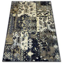 Carpet ZIEGLER 038 black/cream