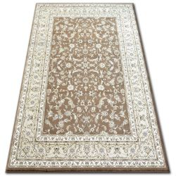 Carpet KLASIK 4174 brown/l.beige