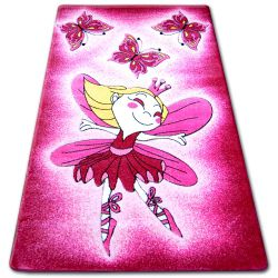Carpet children HAPPY C123 pink Fairy