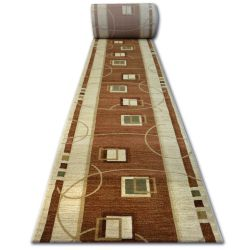 Runner HEAT-SET KIWI 3419 brown