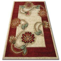 Carpet heat-set KIWI 3272 red