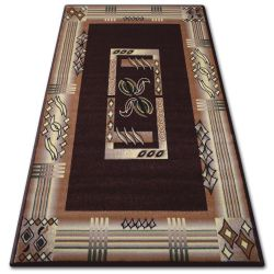 Carpet heat-set PRIMO 5123 brown