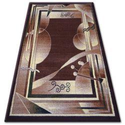 Carpet heat-set PRIMO 5741 brown