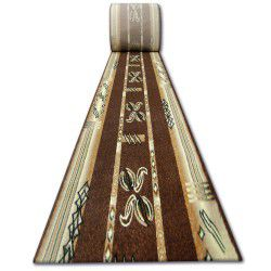 Runner HEAT-SET PRIMO 5123 brown