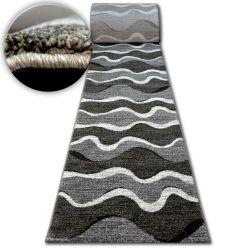 Carpet ACRYLIC YAZZ W8535 TREE RING STUMP grey