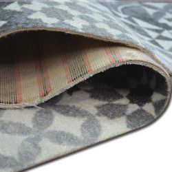 Fitted carpet MAIOLICA grey 97 LISBOA