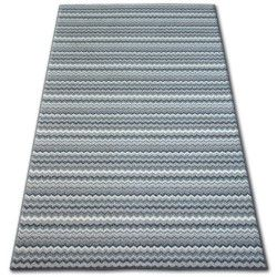 Carpet wall-to-wall ZIGZAG grey 0093