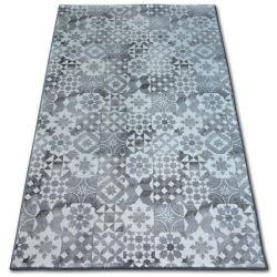 Carpet wall-to-wall MAIOLICA grey LISBOA