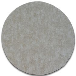 Carpet, round POZZOLANA beige