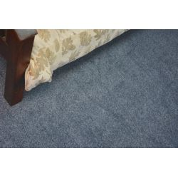 Fitted carpet INVERNESS blue 500